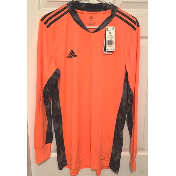 New Adidas Men ADIPRO 20 Soccer Goalkeeper Jersey